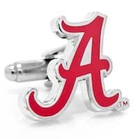 University of Alabama Crimson Tide Cufflinks - Red