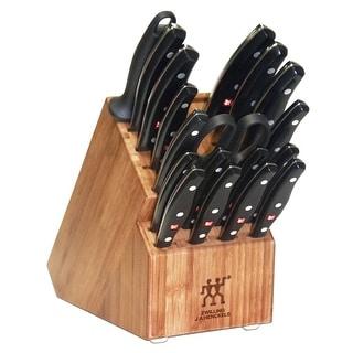 ZWILLING J.A. Henckels TWIN Signature 19-pc Knife Block Set