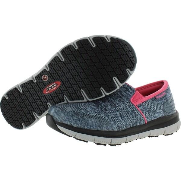 Shop Skechers Womens Comfort Flex SR HC Pro SR II Slip On