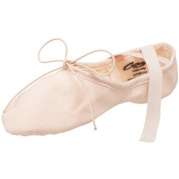 Capezio Canvas Juliet Ii Child Ballet Slipper