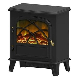 Hearth Deluxe Wood Coal Stove Free Shipping Today