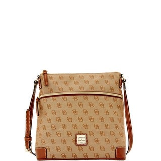 Dooney & Bourke Madison Signature Crossbody (Introduced by Dooney & Bourke at $168 in Nov 2015) - Amber