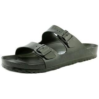 Birkenstock Arizona Open Toe Synthetic Slides Sandal