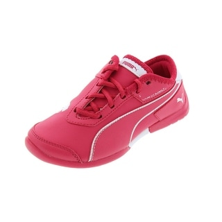 Puma Girls Future Cat Sruper Lightweight Athletic Shoes - 11