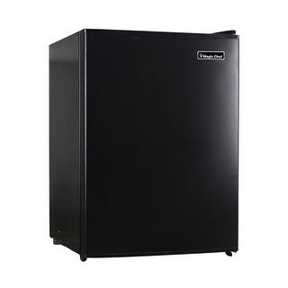 Magic Chef Mcar240b2 2.4 Cu.Ft. All Refrigerator - Black