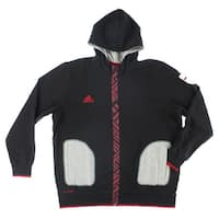 Adidas Mens Adidas Originals ACM Hoodie Black - Black/Red/White