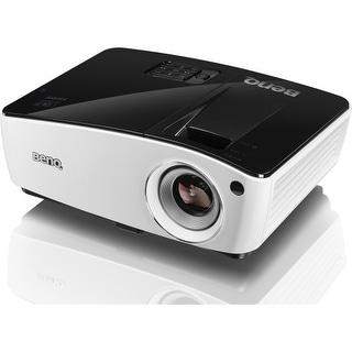 BenQ MX723 BenQ MX723 3D Ready DLP Projector - 720p - HDTV - 4:3 - Front, Ceiling - 260 W - NTSC, PAL, SECAM - 2000 Hour - 3500