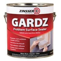 Zinsser 02301 Gardz Problem Surface Sealer, Dries Clear, 1-Gallon