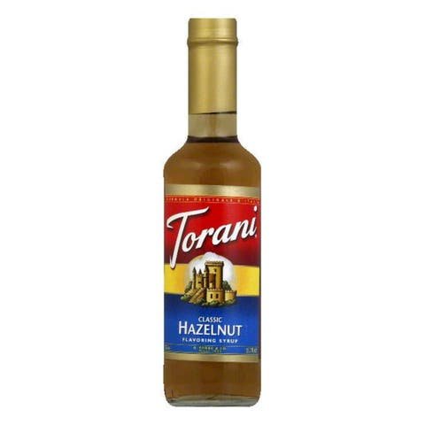Torani Syrup Italian Hazelnut, 12.7 FO (Pack of 4)