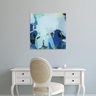 Easy Art Prints Amanda Hawkins's 'Tide Pools' Premium Canvas Art