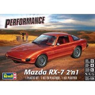 Mazda RX-7 2N1 - Plastic Model Kit