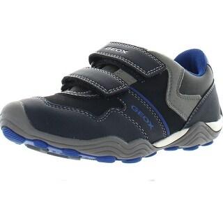 Geox Boys Jr Arno A Casual Fashion Sneakers