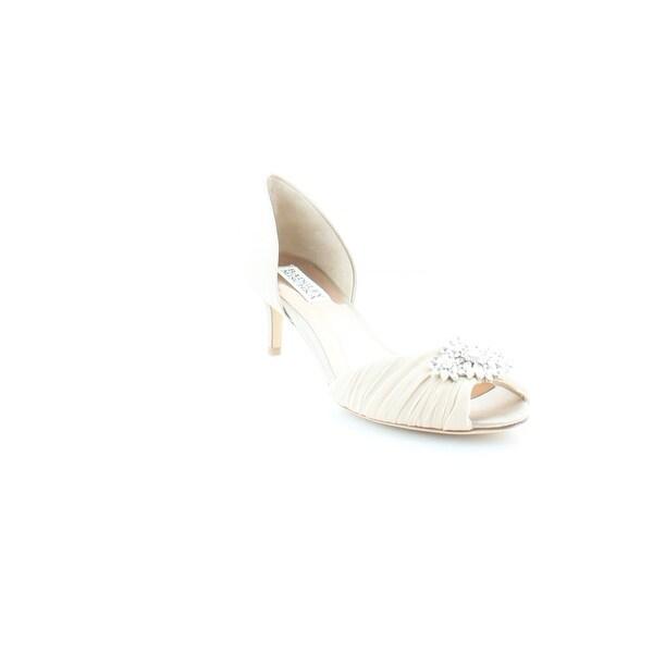 Badgley Mischka Caitlin Women's Heels Nude - 7
