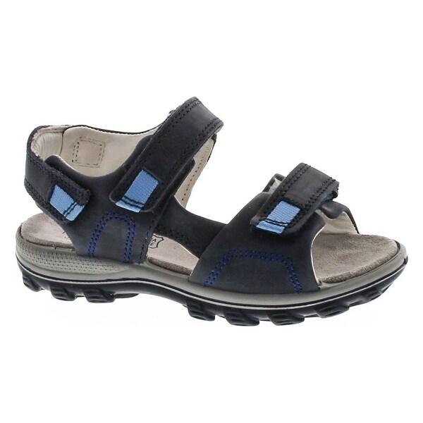 Primigi Boys 13947 Leather European Adjustable Straps Fashion Sandals