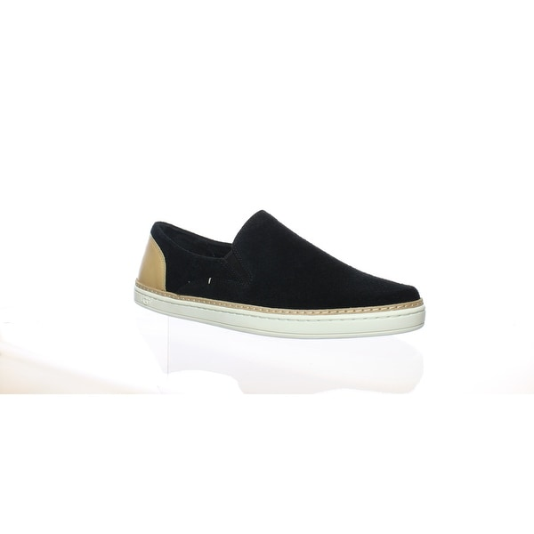 W Adley Perf Black Loafers Size