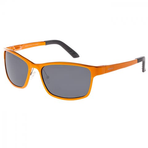 Breed Hydra Men's Aluminium Sunglasses - 100% UVA/UVB Prorection - Polarized Lens - Multi