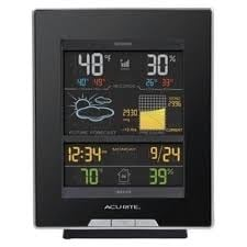 Chaney Instruments - 02008A2 - Acurite Color Weather Station
