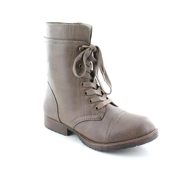 Rampage Jeliana Women's Boots Taupe