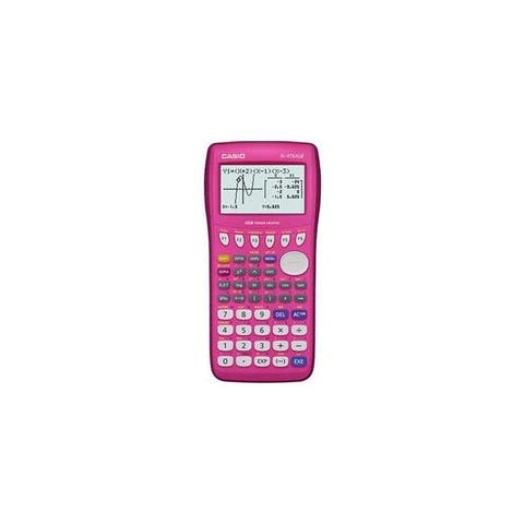 Casio fx9750gii-pk graphing calculator pink