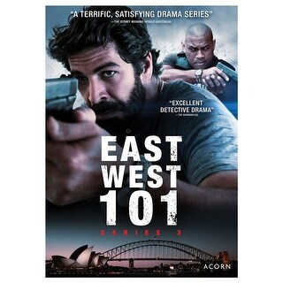 East West 101: Series 3 - DVD Set - Region 1 Coded (US & Canada)