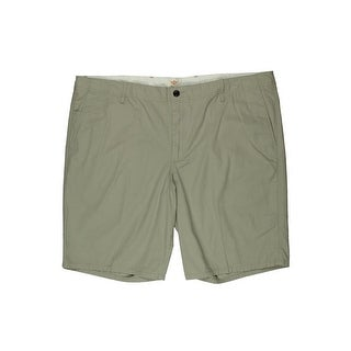 Dockers Mens Khaki Shorts Cotton Classic Rise