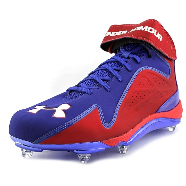 Under Armour Team Renegade D COM Men Red/Royal/White Cleats