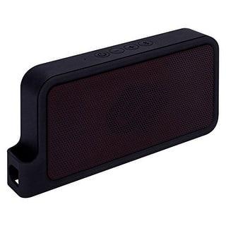 5a3662ad12c2 Urbanista Melbourne Bluetooth Speaker in Dark Clown Black - 5.2 x 2.6 x 9