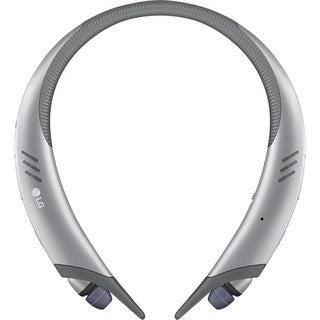 LG Tone Active+ (HBS A.100) Stereo Bluetooth Headset -Silver