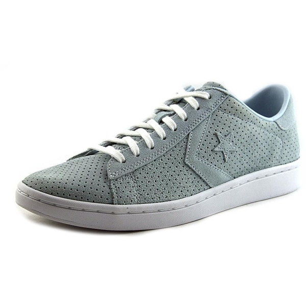 Shop Converse PL LP OX Porpoise Porpoise White Sneakers Shoes - Free ... ba3661bf512f