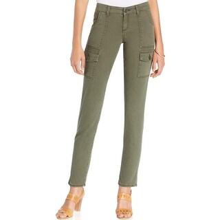 Kut Womens Skinny Pants Twill Cargo