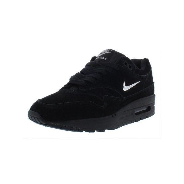 3fc1e4a762 Shop Nike Womens Air Max 1 Premium SC Athletic Shoes Suede Low Top ...