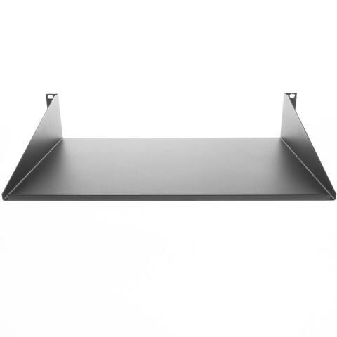Offex Rackmount Value Line Shelf, 19 inch rack 12 inch deep, 2U