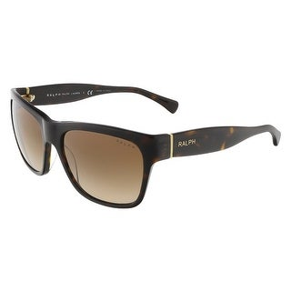 Ralph Lauren RA5164 50213 Brown Rectangle sunglasses - 57-17-135