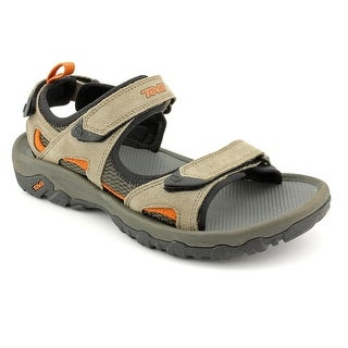 Teva Katavi Open-Toe Suede Sport Sandal