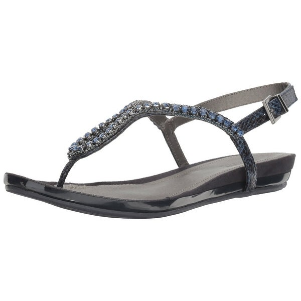 Kenneth Cole Reaction Womens Lost Star Open Toe Casual Slingback Sandals