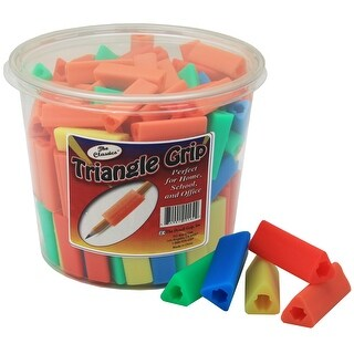Triangle Pencil Grips 200Ct Bucket
