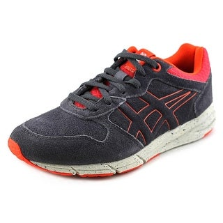 Asics Shaw Runner Youth Round Toe Suede Running Shoe