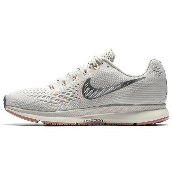 nike womens air zoom pegasus 34 low top lace up running sneaker
