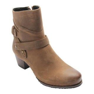 Ros Hommerson Women's Brittany Boot Khaki Nubuck