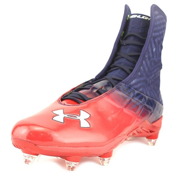Under Armour Team Highlight D W Men Mdn/Red/Wht Cleats