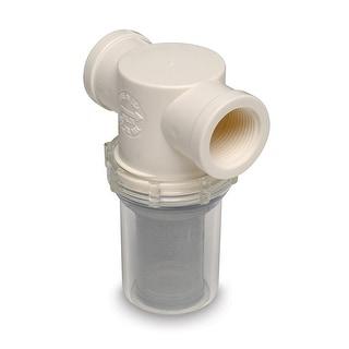Shurflo 1 1 4 Raw Water Strainer 20 Mesh Screen 253 400 01