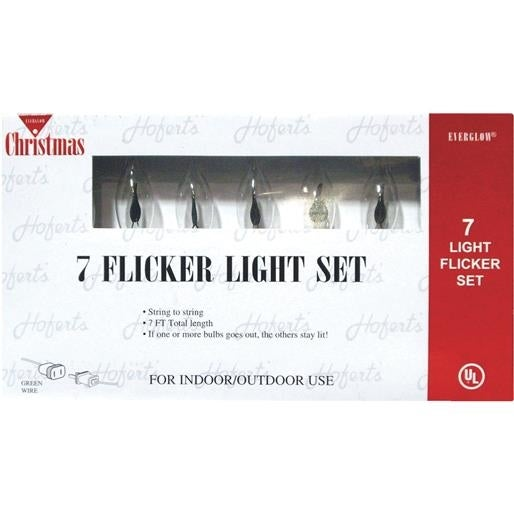 J Hofert 7Lt Flicker Set 0810 Unit: BOX