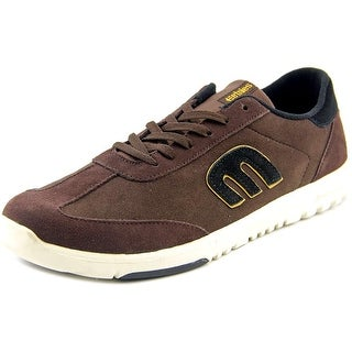 Etnies Lo-Cut SC Men Round Toe Synthetic Brown Skate Shoe