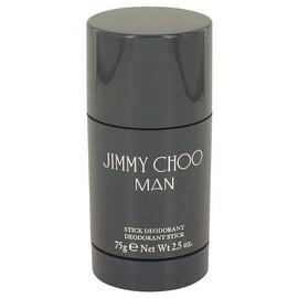 Jimmy Choo Man by Jimmy Choo Deodorant Stick 2.5 oz - Men