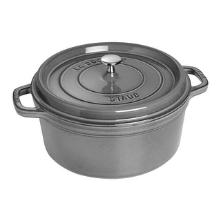 Staub Cast Iron 7-qt Round Cocotte - Visual Imperfections