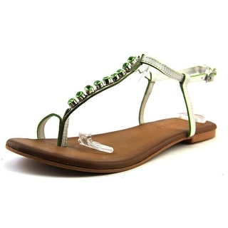 Matisse Kent Women Open Toe Leather Thong Sandal
