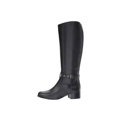 Michael Michael Kors Womens Heather Boot Closed Toe Knee High Fashion Boots