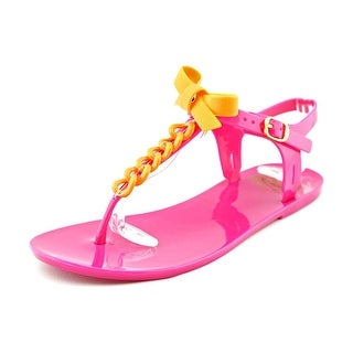 Fergalicious Joy Women Open-Toe Synthetic Slingback Sandal