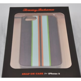 Tommy Bahama Center Stripes Snap on Phone Case for Iphone 5