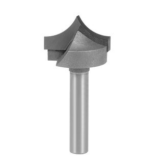 Router Bit 1/4 Shank 7/8inch Dia Tapered End Mill for Woodworking